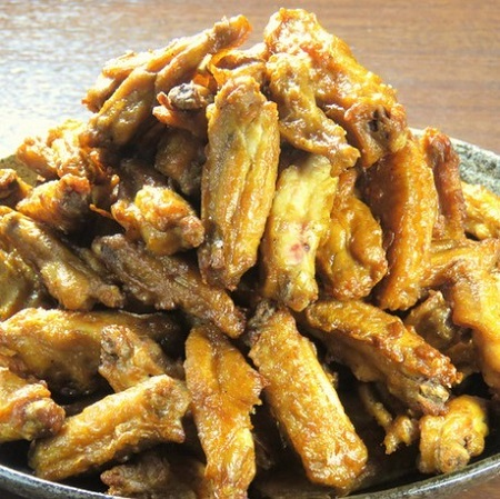 溝の口の鶏料理専門店[とりいちず]の絶品手羽唐